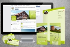 Corporate Design Schweizerhaus Stolpe