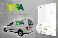 Corporate Design Terra Gartenbau